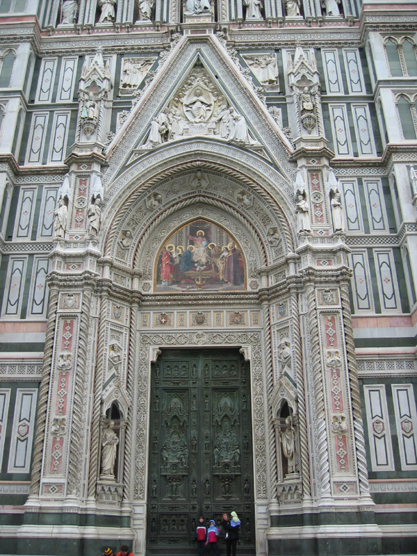 JPG We called the main door to the cathedral the \
